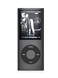 buy Apple Ipod Nano 16 Gb 4Th Generation (Black) (Discontinued By Manufacturer)