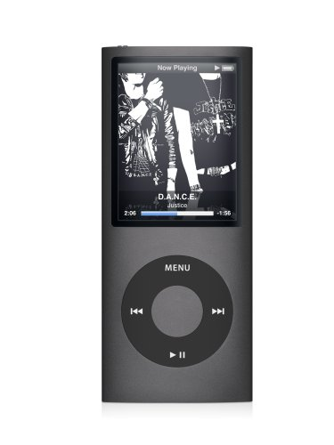 Apple iPod nano 16 GB Black (4th Generation) OLD MODEL