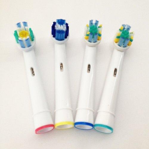 ブラウン オーラルB 電動歯ブラシ 対応 汎用替ブラシ お試しセット