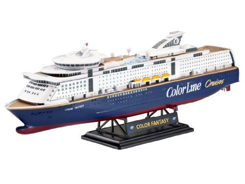 Revell Of Germany M/S Color Fantasy