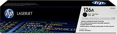 HP 126A Schwarz Original LaserJet Tonerkartusche