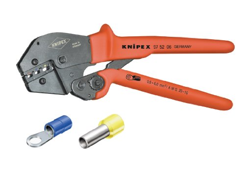 Knipex 975206 Crimping Lever Pliers