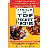 img - for Treasury Of Top Secret Recipes book / textbook / text book