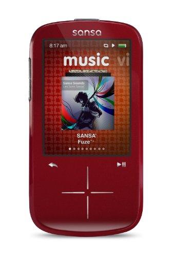 sandisk-lecteur-multimedia-sansa-fuze-ecran-lcd-23-4-go-rouge