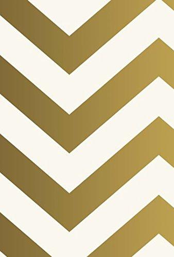 tempaper zee removable wallpaper gold