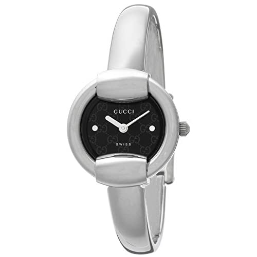 [グッチ]GUCCI 腕時計 1400 ブラック文字盤 YA014511 レディース 【並行輸入品】