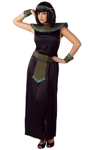 Midnight Cleopatra Costume - Adult Costume