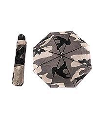 Paraguas camuflaje militar