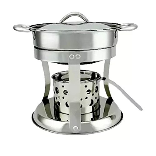 Ezyoutdoot Spirit Stove Alcohol burners spirit burner Portable Stainless Steel Lightweight Wood Stove Solidified Alcohol Stove for Outdoor Cooking Picnic Camping Bivouac (Marine Wood Stove compare prices)