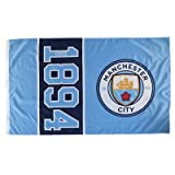 Manchester City FC Since Flag 2016 WH