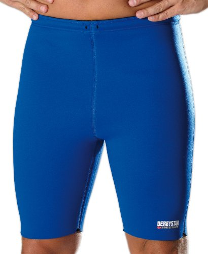 Derbystar Protect Care Thermohose, schwarz/blau, M