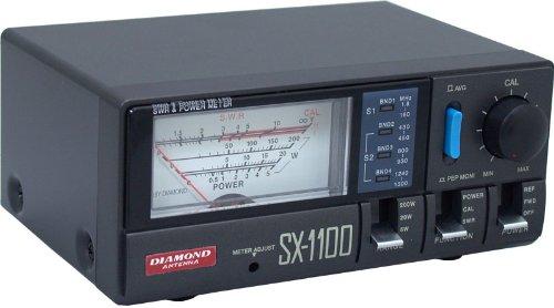 Great Deal! DIAMOND SWR & POWER METER SX-1100