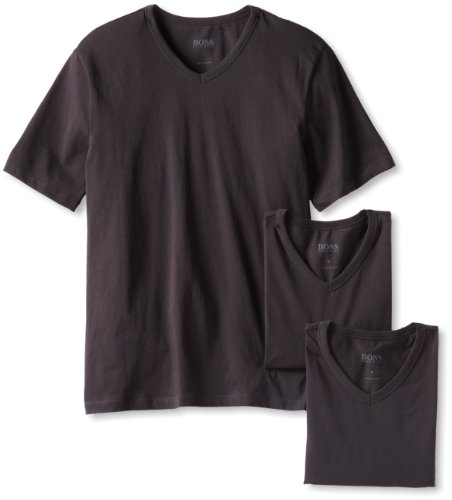 boss-hugo-boss-mens-3-pack-cotton-v-neck-t-shirt-black-medium