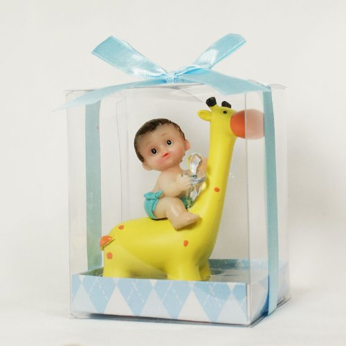 Jungle Animal Safari Resin Favor Baby Shower Birthday Party Favor Gift (Safari Baby Shower Favors compare prices)
