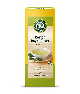 Lebensbaum Bio Ceylon Royal Silver, Weißer Tee (1 x 20 Btl) von Lebensbaum U. Walter GmbH auf Gewürze Shop