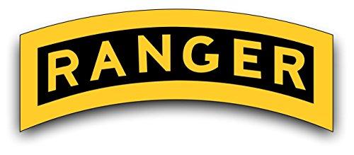 Ranger Tab Decal Sticker 3.8