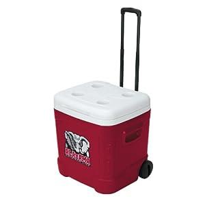 Amazon Com Igloo Ncaa Alabama Ice Cube Roller Cooler 60