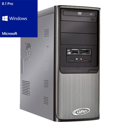 ONE Multimedia-PC Haswell Core