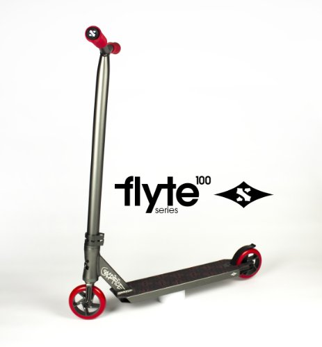 Sacrifice Flyte 100 Complete Scooter Red