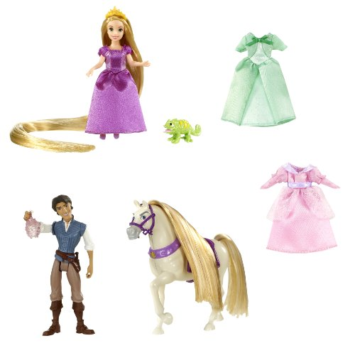 disney t  doll	princess rapunzel with
