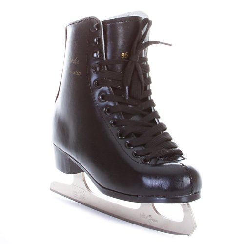 Sico-patins--glace-pour-adulte-statuette-de-skate-sascha-synthetic-leather-boot-Noir-Noir