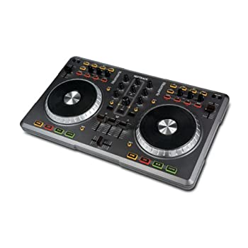 MIXTRACK is a powerhouse controller in a compact chassis for performing and producing with DJ software. The familiar layout works just like two decks and a mixer so whether you're a seasoned professional or building your DJ skills, MIXTRACK is easy t...