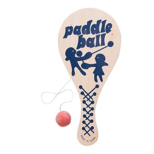 """10"""""""" PADDLE BALL"""