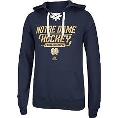Adidas Notre Dame Fighting Irish Adult Stickshot Hooded Sweatshirt by adidas