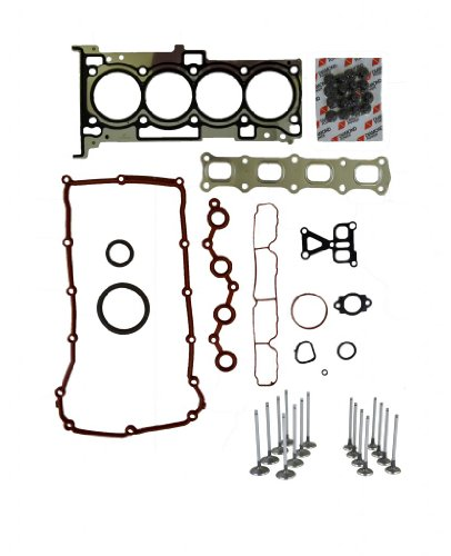 Full Gasket Set Intake /& Exhaust valve For Chevrolet Aveo 1.6 L DOHC