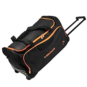 Head Wheelie Holdall Travel Gym Luggage Sports Bag