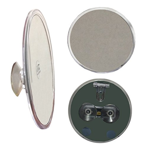 Magnifying Mirror Suction Cups front-532632