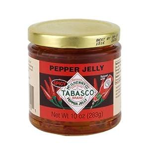 Tabasco Spicy Pepper Jelly 10 Oz by McIlhenny Company