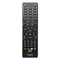Compatible Mitashi Led 2 Tv Remote (SP)
