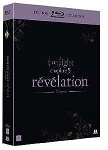 Twilight - Chapitre 5 : Révélation, 2ème partie [Édition Collector]