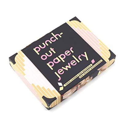 Punch-Out Paper Jewellery Kit