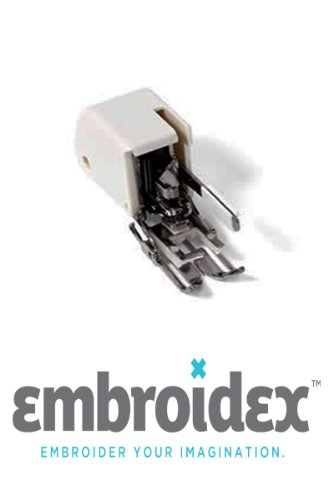 For Sale! Embroidex Even Feed Walking Foot for Singer Pfaff Viking Sewing Machine (006185008-P)