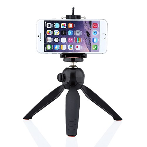 Buy Cheap Flexible & Portable Cellphone Tripod with Universal Smartphone Holder for iPhone 6 Plu...