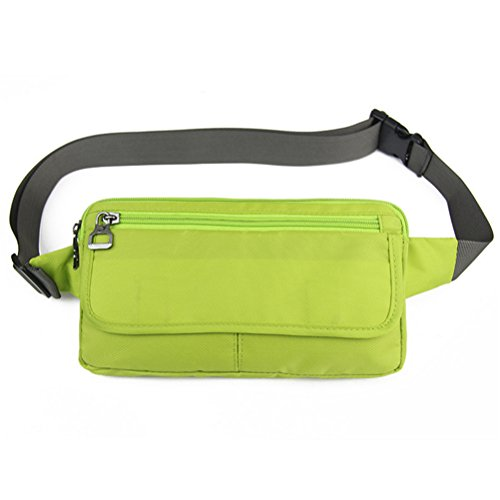 Ultraslim-Nylon-Waterproof-Stealth-Small-Running-Travel-Waist-Bag-Packs