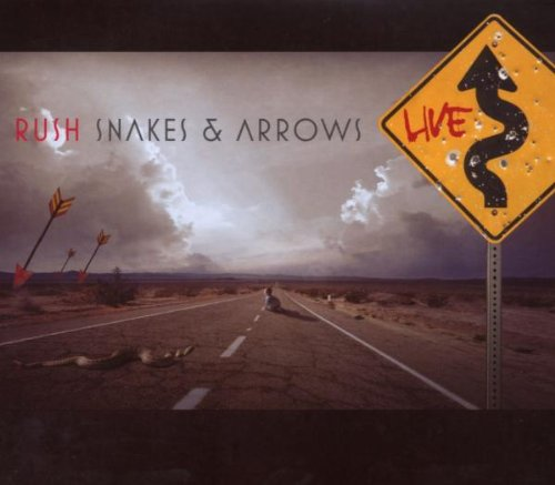 Rush-Snakes And Arrows Live-2CD-FLAC-2008-DeVOiD Download