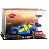 Disney / Pixar CARS Movie Exclusive 1:48 Die Cast Car In Plastic Case Flash [Chase Edition]
