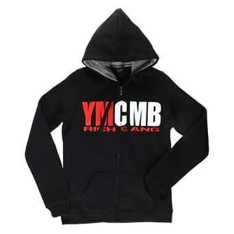 YMCMB Veste Sweat Zippée Capuche Femme