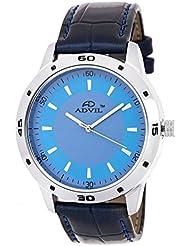 ADVIL Analogue Blue Dial Men's Watch AD35BL04