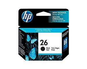 HP DeskWriter 540 Black OEM Ink Cartridge - 800 Pages