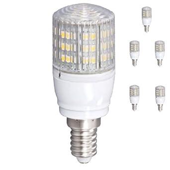 5er Pack 48er Greenline® SMD-LED mini Greenline E14 3,5 Watt Lampe warmweiß 320 Abstrahlwinkel #120