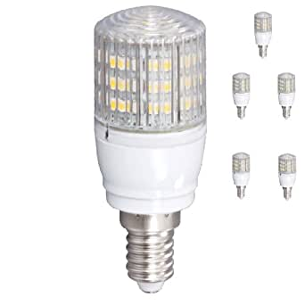 5er Pack 48er Greenline® SMD-LED mini Greenline E14 3,5 Watt Lampe warmweiß 320 Abstrahlwinkel #120