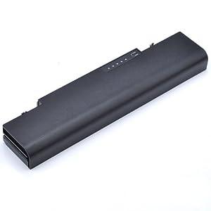 6 Cells 4400mAh Battery For Samsung R428 R430 R439 R429 R440 R466 R467 R468 R470 R718 R720 R507 X360 Series, Replace Part Number: AA-PB9NS6B AA-PL9NC6W AA-PB9NC6B