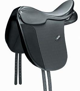 Wintec 500 Icelandic Saddle 17 1/2 Inch Black