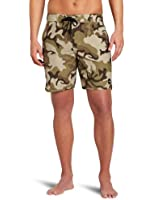 Hurley Men's Flammo Classic Fit Boardwalk Short