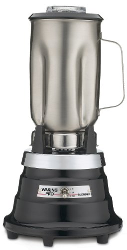 Waring PBB25 Professional Bar Blender, Black and Stainless Steel