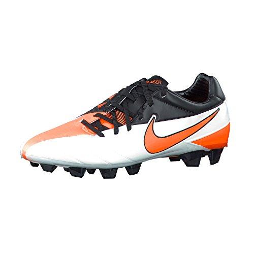 Nike Fussballschuhe T90 Laser IV FG 472552 40 Orange